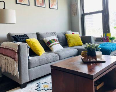 Vibrantly Designed Apartment in Crystal City, Arlington, VA