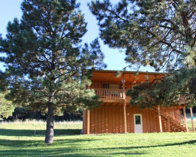 Charming Cabin with Mountain Views on 2 acres - Cloudcroft