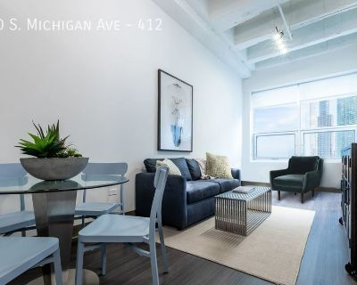 2 Bedroom North - Historic Michigan Avenue Location!