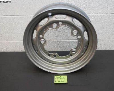 Single Painted Steel 10/62 Lemmerz Wheel for Drum
