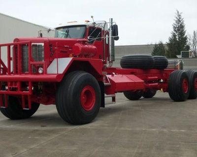2022 KENWORTH 963 Winch Trucks Truck