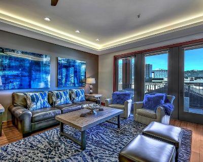 Luxury 3Br Residence steps from Heavenly Village & Gondola - South Lake Tahoe