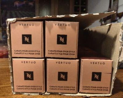 Nespresso Vertuo Next Carafe Pods