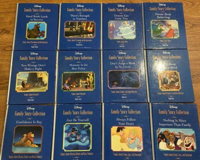 Disney family collection books