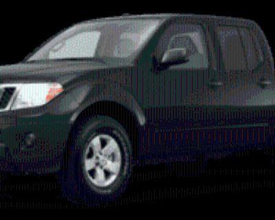 2013 Nissan Frontier SL