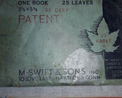 FS 23 Karot XX GOLD ANTIQUE SHEETS