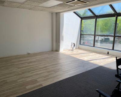 Natural Light Loft Studio with Greenhouse Vibes, Fairfax, VA
