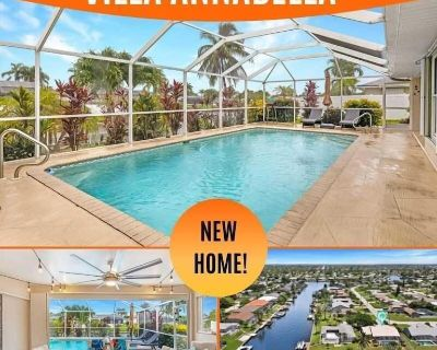 22% Off! Swfl Rentals - Villa Annabella - Beautiful Direct Gulf Access Pool Home in SE Cape - Caloosahatchee