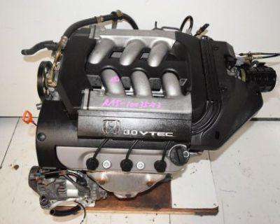 Jdm 1998-1999 Honda Accord Lx Ex Dx J30a 3.0l Sohc Vtec V6 Jdm Engine J30a1 Ra5