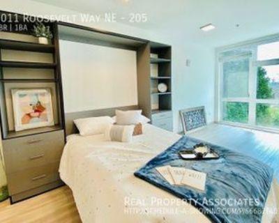 7011 Roosevelt Way Ne #205, Seattle, WA 98115 Studio Apartment