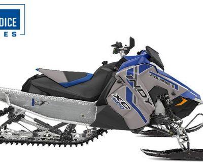 2021 Polaris 600 Indy XC 137 Factory Choice Snowmobile -Trail Appleton, WI