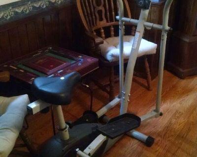 """""""New"""" Elliptical Bike and Trainer"""