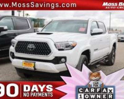 2019 Toyota Tacoma SR5 Double Cab 5' Bed V6 2WD Automatic