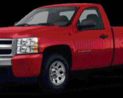 2011 Chevrolet Silverado 1500 WT