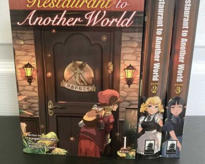 Restaurant to Another World Set