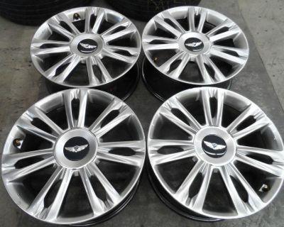 "18"" Oem Hyundai Azera Equus Genesis Sonata Kia Optima Cadenza Wheels 5x114 19 20"