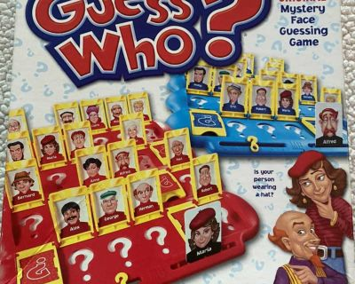 Guess who game GUC