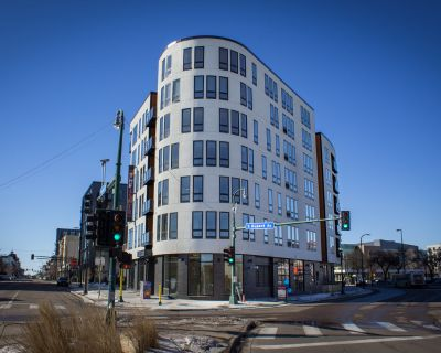 The Asher Retail Space for Lease