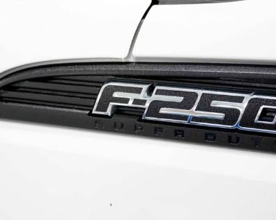 2012 Ford Super Duty F-250 XL
