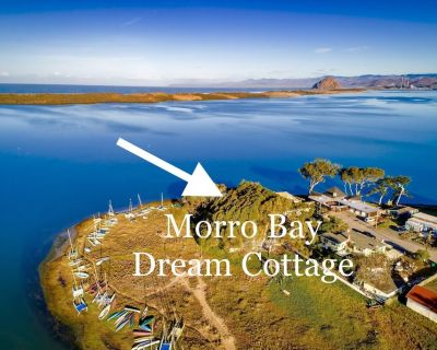 Peninsula On Edge of the World on Morro Bay with Amazing Pacific Ocean Air - Baywood-Los Osos