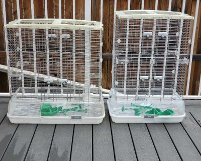 XL Vision bird cages