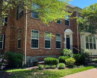 New Paint-Four Level Two Car Garage Townhome Minutes from Courthouse/Qualify for a ZERO Deposit?