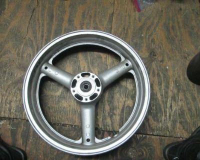 03- Suzuki Sv650 Front Wheel Rim Oem.