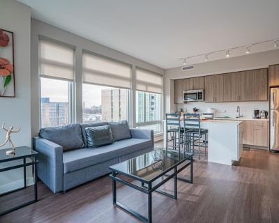 2 Bedroom fully furnished apartment near Waterfront - Southwest