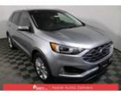 2020 Ford Edge Silver, 22K miles