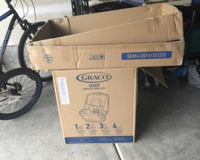 Couple sturdy moving boxes