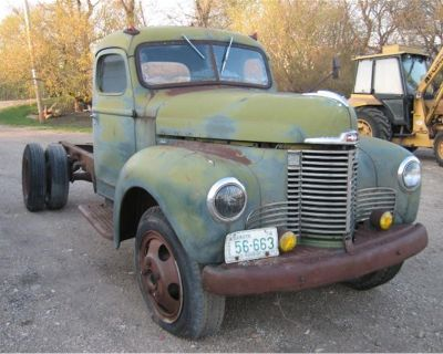 1949 International KB5