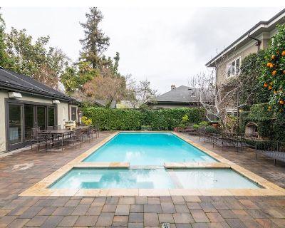 Executive Home in Silicon Valley, near Levi Stadium, SAP (3 blocks to Starbucks) - Willow Glen