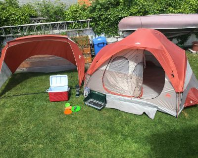 Camping Equipment X posted