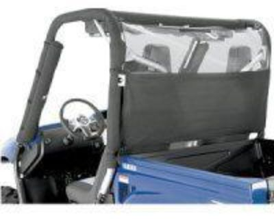 Yamaha Rhino 05-09 Wind Stopper Nylon Black With Clear Back Window Windstopper