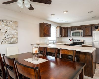 Newest Remodeled 3 Bed 2 Bath Las Palmas Perfect Family Getaway - St. George