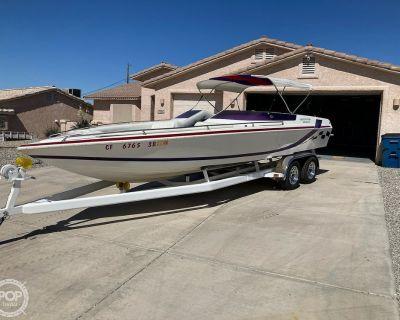 1997 Eliminator Boats Eagle XP 23