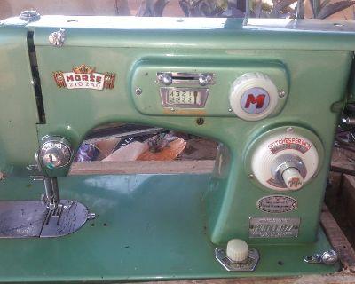 Morse Zig Zag sewing machine mo. MZZ