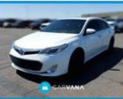 2014 Toyota Avalon White, 48K miles