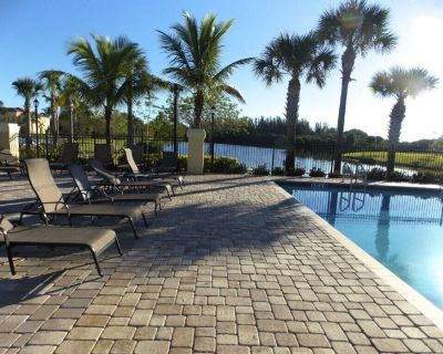 Furnished 3 Bed Townhouse Condo - Sail Harbour - Fort Myers