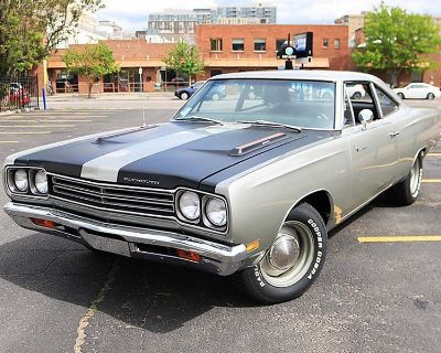 1969 Plymouth Road Runner 2 DR. Coupe