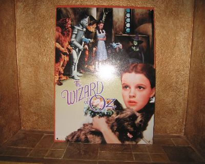 Home Theater / Cinema / Motion Picture wall decor