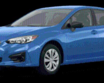 2018 Subaru Impreza 2.0i 5-door CVT