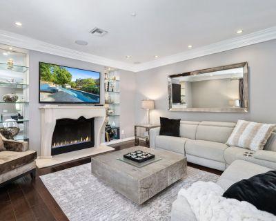 Ultra Stunning Beverly Hills Villa Style Home w Pool, Elevator & Surround Sound - Beverly Glen