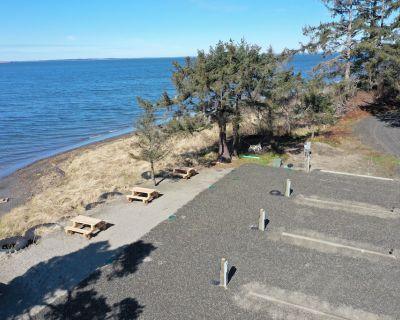 Exclusive Bayside RV Sites - Grays Harbor County