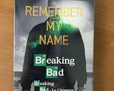 Breaking Bad Complete Season 5 DVD Set
