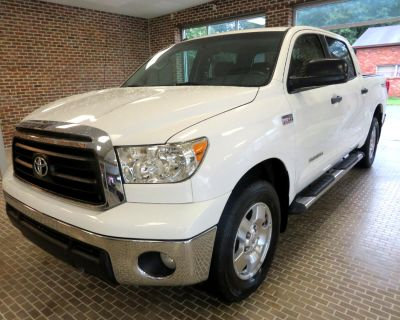 2010 Toyota Tundra 2WD Truck CrewMax 5.7L V8 6-Spd AT (Natl)