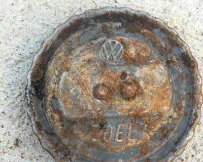 VW oil cap, original