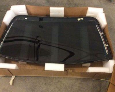 Bentley Rear Windshield 4w0845051