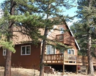 **NEW OWNERS** How 'boutcha Hideaway(formerly known as Cozy Cabin in the woods) - Allenspark