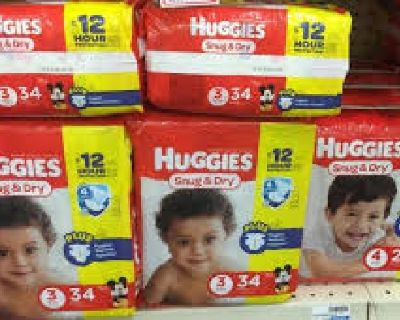 Soft quality baby diapers